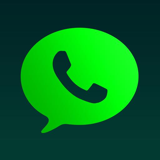 App for WhatsApp iPad Icon